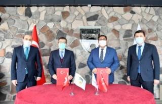GTÜ ile Meteoroloji arasında iş birliği anlaşması...