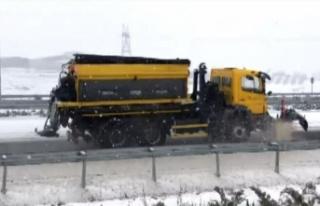 İstanbul-İzmir Otoyolu'nda kesintisiz ulaşım için...