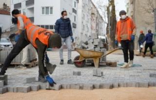 Lüleburgaz Belediye Başkanı Gerenli çalışmaları...