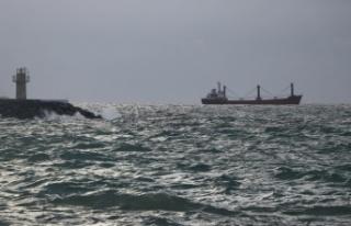 Marmara Denizi'nde etkili olan lodos 2 gündür...