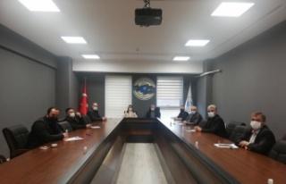 Pazaryeri Belediyesi meclis toplantısı yapıldı