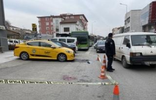 Sakarya'da taksiciyi yaralayan şüpheli tutuklandı