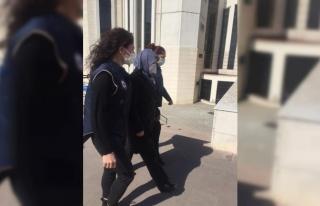 Balıkesir'de FETÖ/PDY firarisi kadın sahte kimlikle...