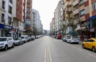 Bursa ve çevre illerde sokağa çıkma kısıtlamasına...