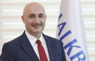 Halkbank Genel Müdürü Osman Arslan, TÜRSAB üyesi...