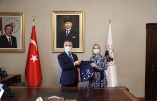 Hırvatistan İstanbul Başkonsolosu Zerec, Kırklareli...
