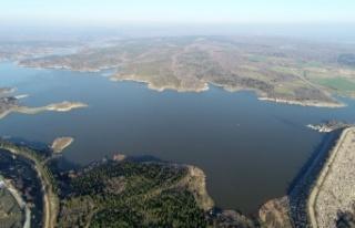 Karın erimesi ve sağanaklar Trakya'daki barajların...