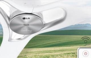 LG CeilingFan kullanıcılarına doğal serinlik sunuyor
