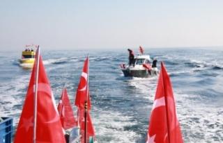 Marmara Denizi'nde 79 yıl önce batan Kurtuluş gemisi...