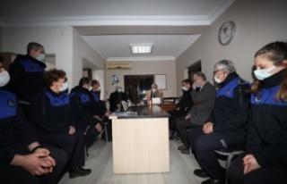 Sakarya Büyükşehir Belediye Başkanı Yüce'den...