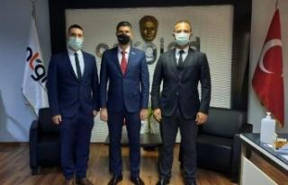 Sepaş Enerji'den Antalyalı genç iş insanlarına...