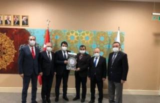 Ankara Uluslararası Batı Karadeniz Birliğinden...