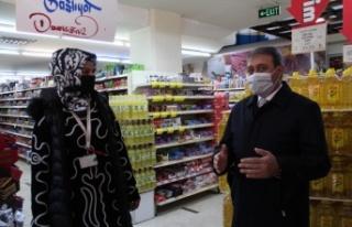 Balıkesir Valisi Şıldak salgınla mücadeleye yönelik...