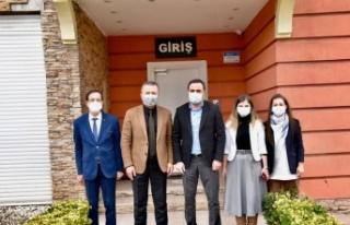 Başiskele Belediye Başkanı Özlü, Kocaeli Kent...