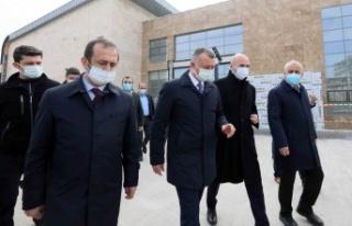 Başkan Büyükakın, ''Kocaeli'deki spor tesisi...