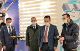 Bilecik Refik Arslan Öztürk Fen Lisesinde Robotik...