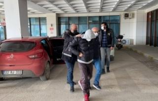 Edirne polisinin İstanbul ve Tekirdağ'da düzenlediği...