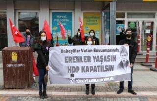 Edirne'de Türkiye Liseliler Birliği,