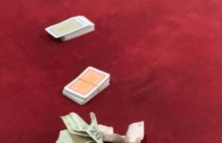 Kırklareli'nde bir işletmede kumar oynayan 6 kişiye...