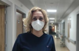 Kornea nakli bekleyen hasta, Bursa'da kısa sürede...