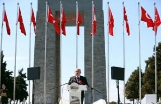 TBMM Başkanı Mustafa Şentop, 18 Mart Şehitleri...