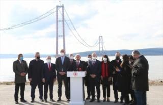 TBMM Başkanı Mustafa Şentop: