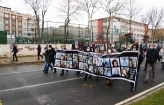 Tekirdağ'daki tren kazası davasının 7'nci duruşması...