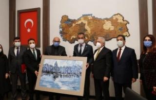 Türkiye'nin İlk Özel Mesleki Eğitim Merkezi...