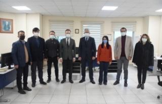 AK Parti Kocaeli İl Başkanı Ellibeş'ten AA Kocaeli...