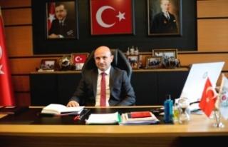 Altınova Belediye Başkanı Oral, AA'nın 101. kuruluş...