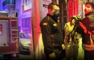 Aydın'da klima motoru patladı: Bir aile dumandan...