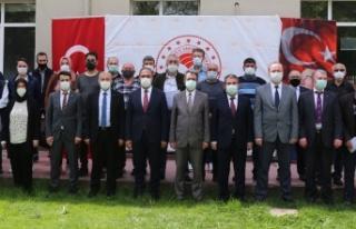 Bursa Osmangazi'de arıcılar sertifikalandı