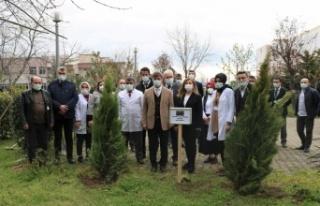 Bursa'da Kovid-19'dan hayatını kaybeden Radyoloji...