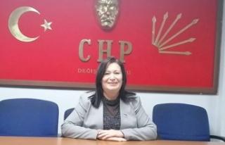 CHP'li kadınlardan hükümete 'tam kapanma'...