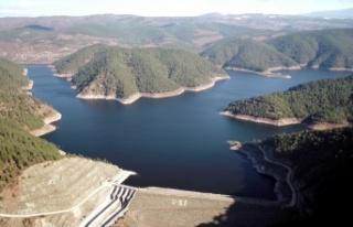 Çınarcık'ın suyu Bursa'ya bir adım daha yaklaştı