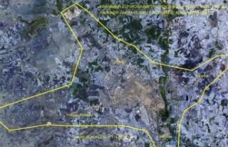 Diyarbakır kent merkezinin haritası güncellenecek