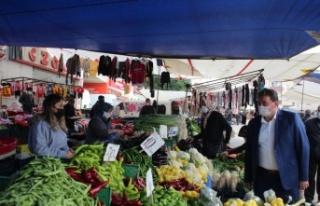 Ferizli Belediye Başkanı Gündoğdu'dan ziyaret