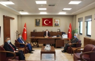 İstanbul Havalimanı Mülki İdare Amiri Haktankaçmaz...