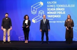 Kalyon Holding'in SCADA Mimari Tasarım Yarışması...