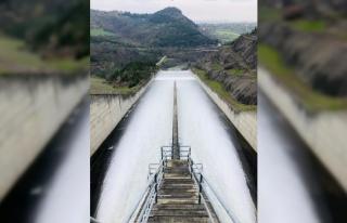 Yuvacık Barajı'nda doluluk oranı yüzde 98'e...