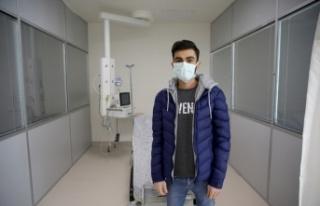 """KOVİD-19 HASTALARI YAŞADIKLARINI ANLATIYOR - """"Bu..."""