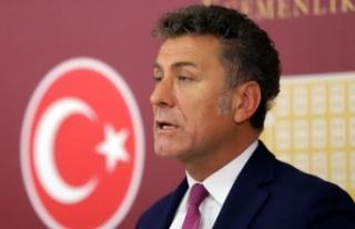 """Milletvekili Sarıbal: """"Çay alım fiyatı çiftçiyi..."""