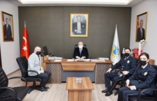 Türk Polis Teşkilatının 176. kuruluş yılı