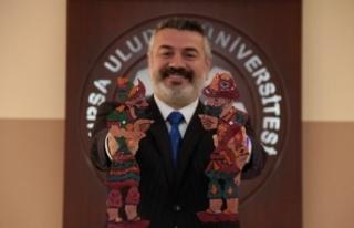 Uludağ Üniversitesi, gölge oyunu Karagöz'ü dünya...