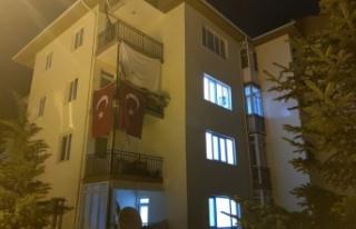 Zeytin Dalı Harekat bölgesindeki saldırıda şehit...