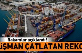 Bursa, 1,3 milyar dolarla nisan ayı ihracat rekorunu...