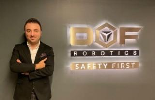 DOF Robotics, Türk Eximbank ile Vadeli Ticaret Modeli'ni...