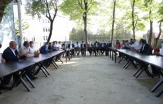 Kırklareli Valisi Bilgin, Romanların sivil toplum...