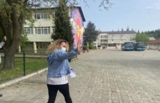 Adaylar ALES-1 sınavına girdi