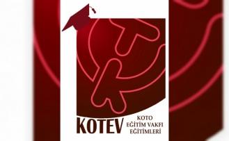KOTEV 2019'u ücretsiz muhteşem eğitimlerle kapatıyor